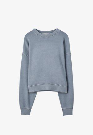 MIT LANGEN ÄRMELN - Sweatshirt - blue
