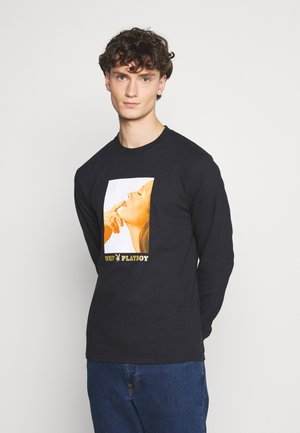 PLAYBOY LUST FOR LIFE - Long sleeved top - black