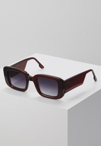 Komono - AVERY - Okulary przeciwsłoneczne - burgundy - 0
