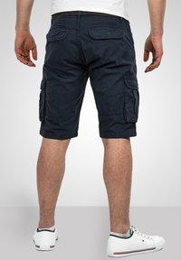 Alessandro Salvarini - Shorts - navy - 3