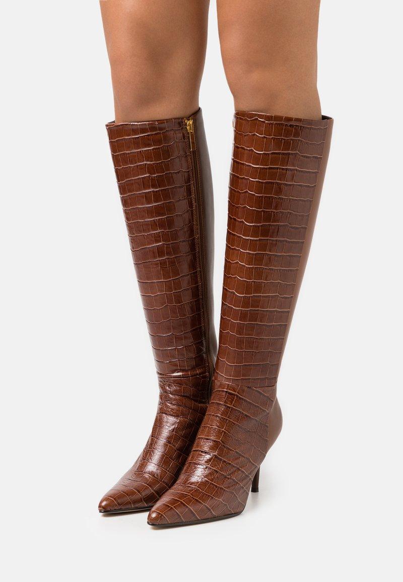 Zign - Laarzen - brown