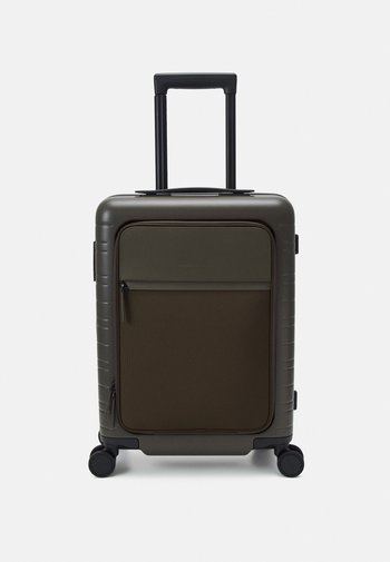 M5 CABIN LUGGAGE 33L ESSENTIAL UNISEX - Wheeled suitcase - olive