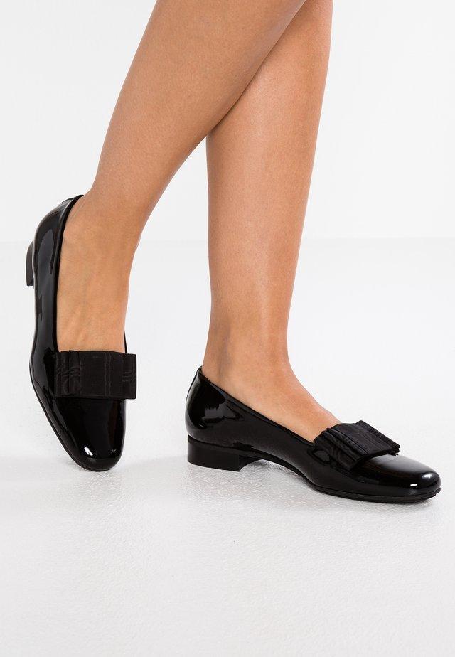 EVA - Scarpe senza lacci - nero