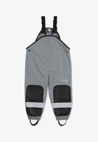 Sterntaler - FUNKTIONS-REGENHOSE - Rain trousers - dunkelgrau - 0