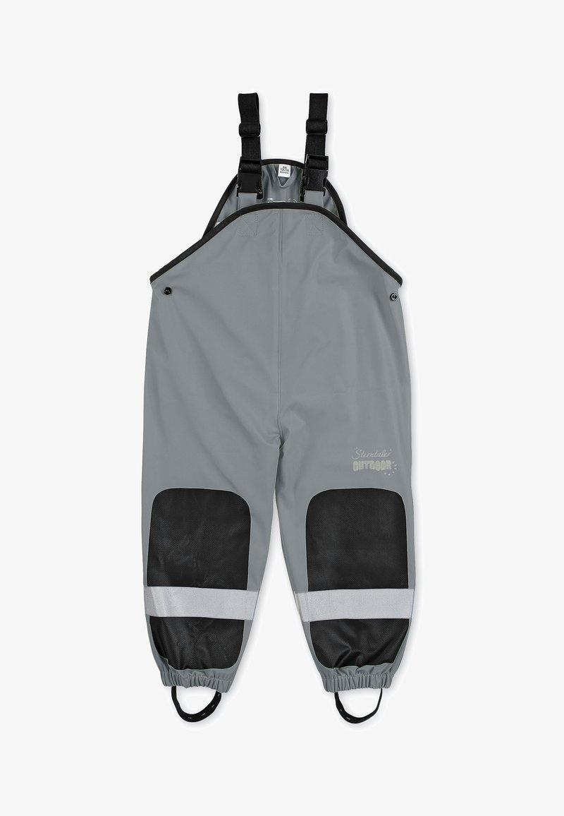 Sterntaler - FUNKTIONS-REGENHOSE - Rain trousers - dunkelgrau