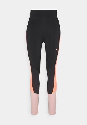 TRAIN PEARL FULL - Leggings - black