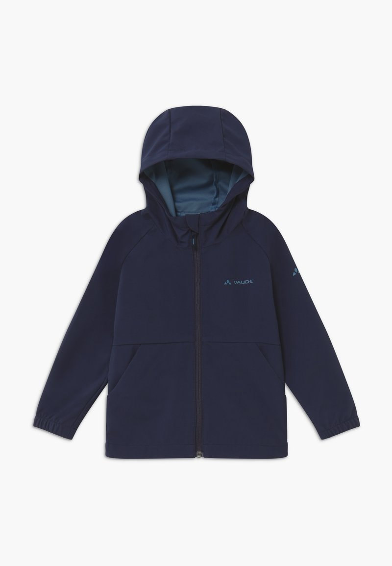 Vaude - KINICH - Soft shell jacket - dark blue