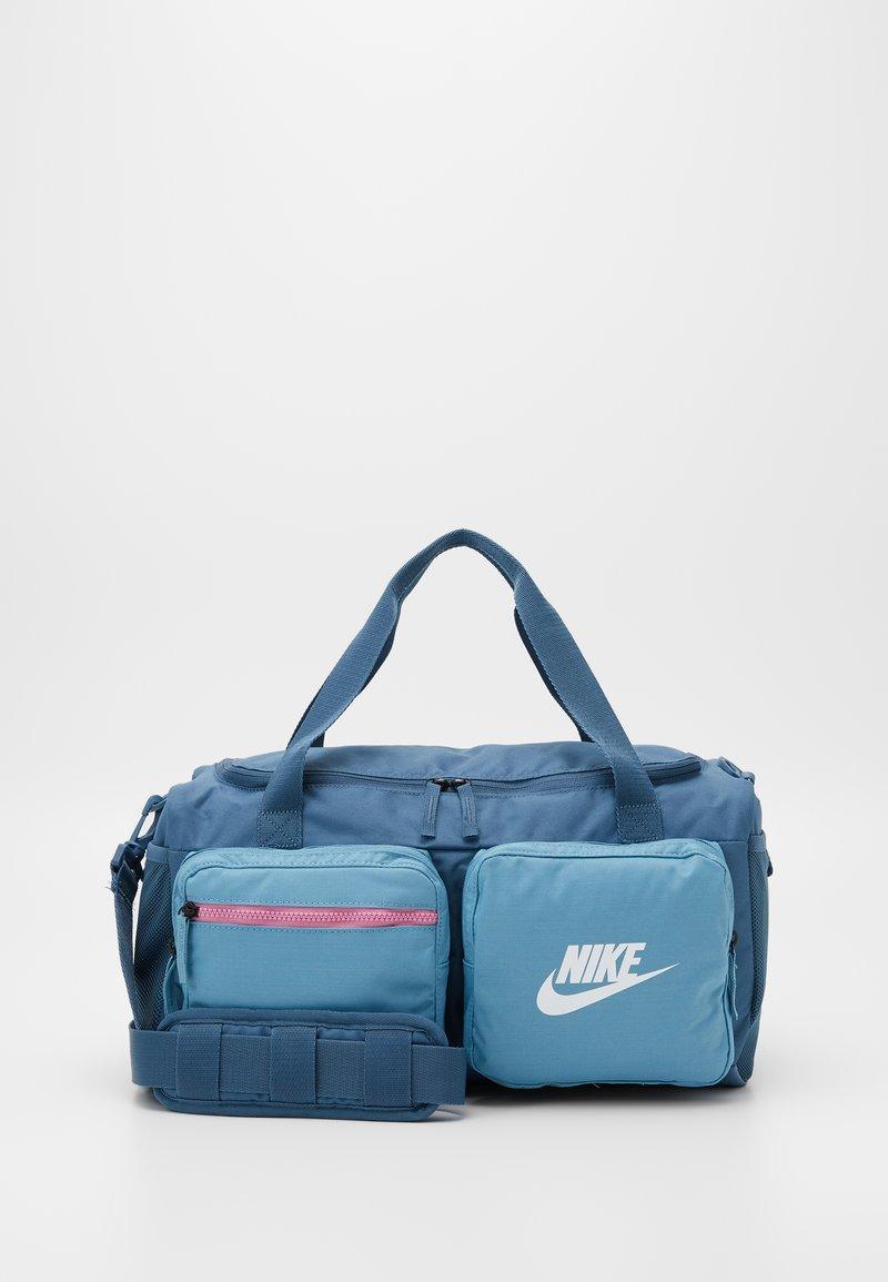 Nike Sportswear - FUTURE PRO DUFF - Sports bag - thunderstorm/cerulean/white