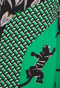 Diane von Furstenberg - JAMIE DRESS - Vapaa-ajan mekko - green - 2