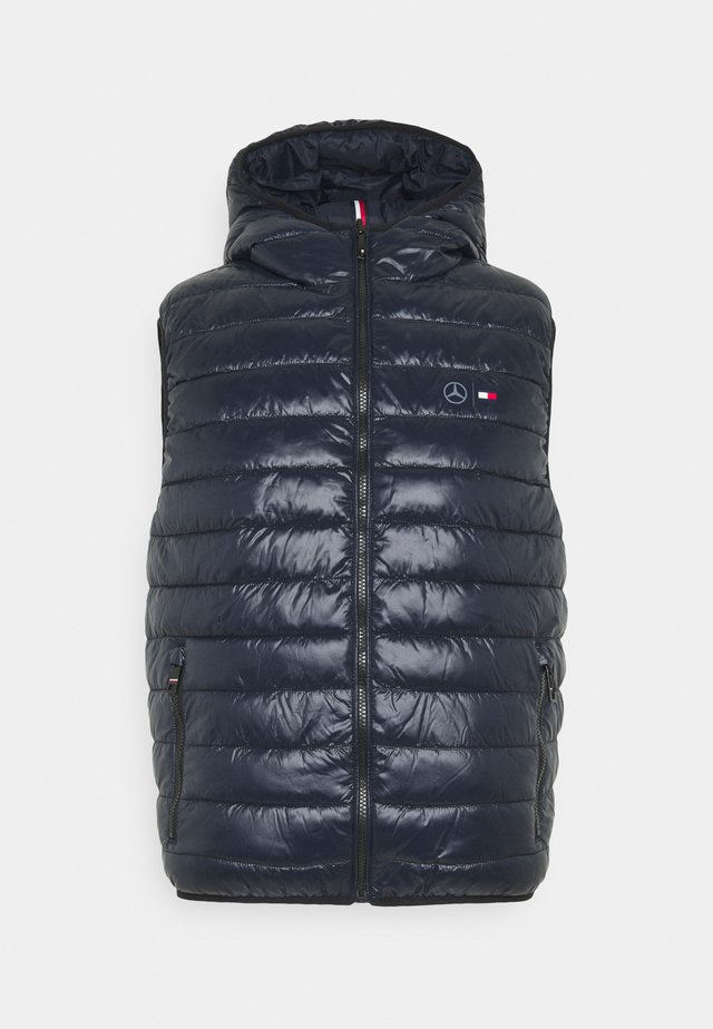 QUILTED REVERSIBLE  - Bodywarmer - blue