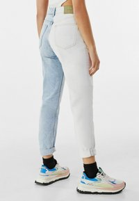 Bershka - Slim fit jeans - light blue - 2