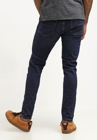 Pier One - Slim fit jeans - dark blue denim - 2