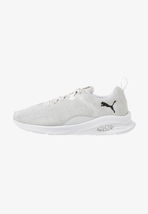 HYBRID FUEGO - Neutral running shoes - white/glacier gray