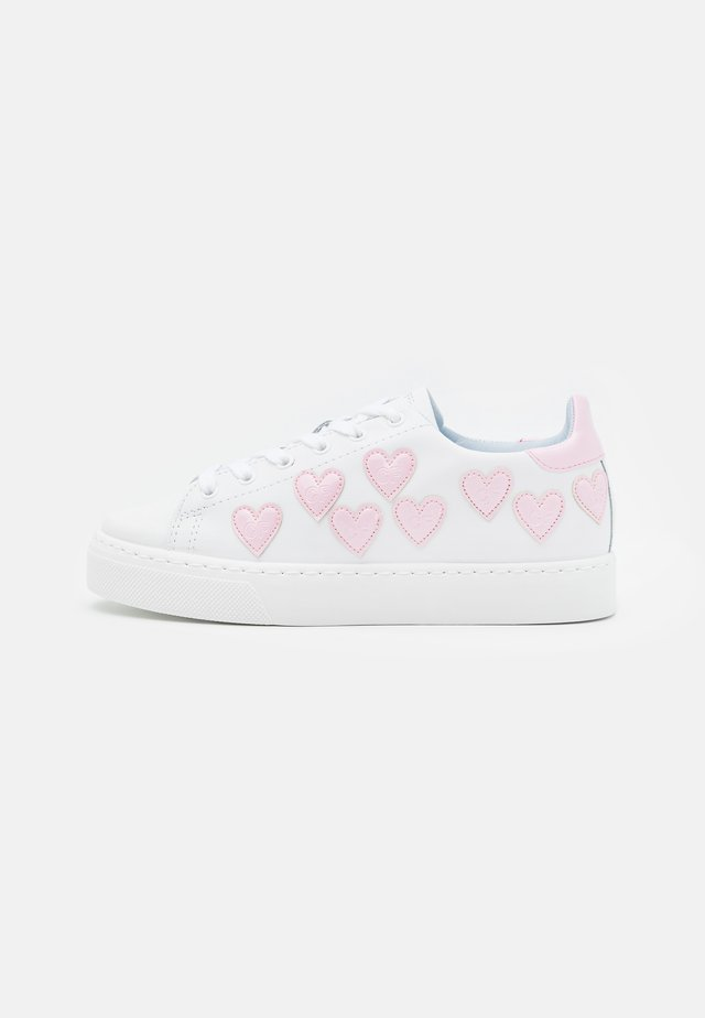 Sneaker low - bianco/multicolour