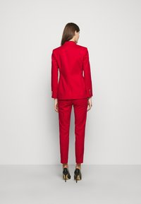 Lauren Ralph Lauren - STRETCH JACKET - Blazer - lipstick red - 2