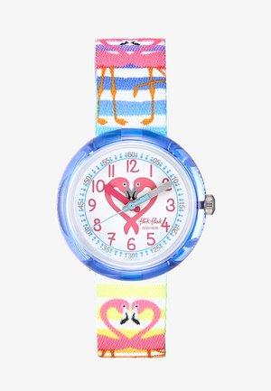 FLAMILY - Horloge - multicolor