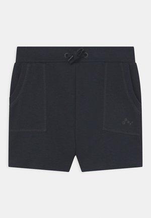 ONPMIKA GIRLS - Tracksuit bottoms - black/melange