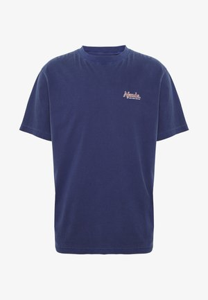 RENNIE RETRO FIT TEE - T-shirt imprimé - iris