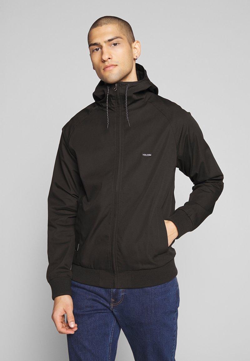 Volcom - RAYNAN UPDATE - Summer jacket - black