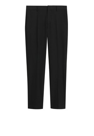 Suit trousers - schwarz
