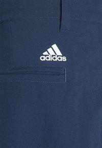 adidas Golf - ULTIMATE PANT - Pantalones - crew navy - 4