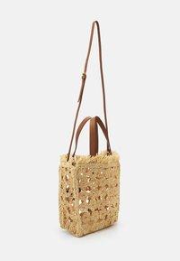 sandro - TOTE - Handbag - ecru - 2