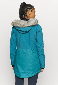 Columbia - MOUNT BINDOINSULATED JACKET - Skijakke - canyon blue - 2