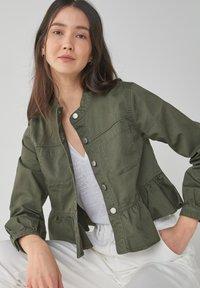 Next - Summer jacket - khaki - 5