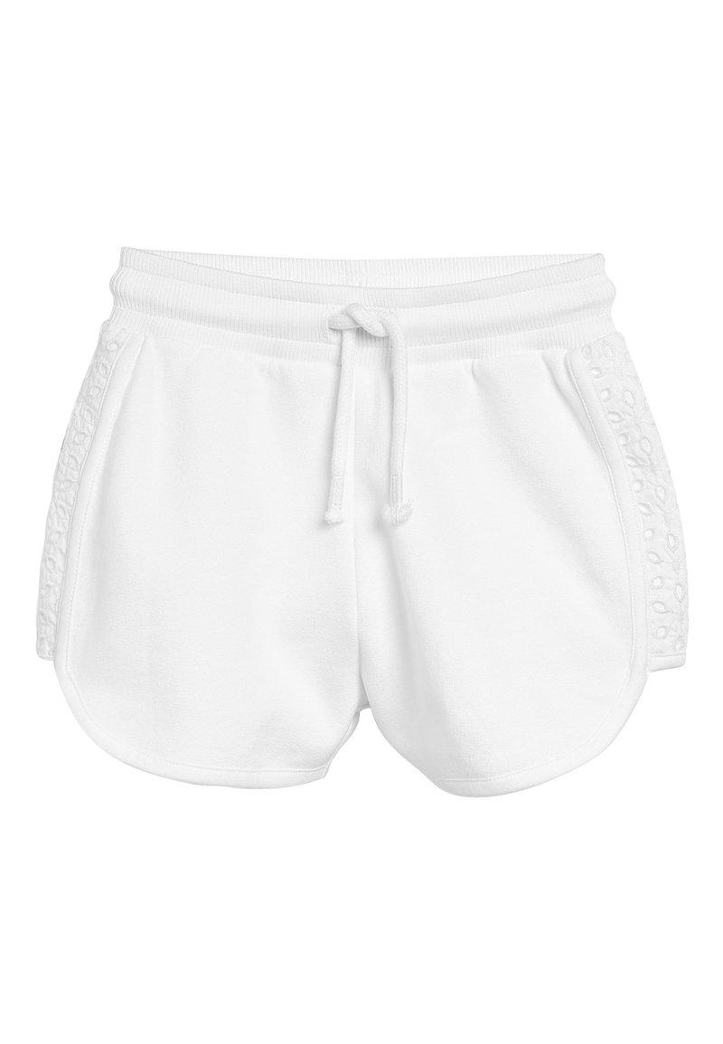 Next - YELLOW JERSEY SHORTS (3-16YRS) - Shorts - white