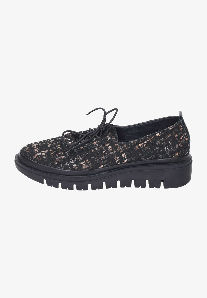 Piazza - Smart lace-ups - schwarz