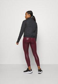 Nike Performance - Down jacket - black/silver - 2