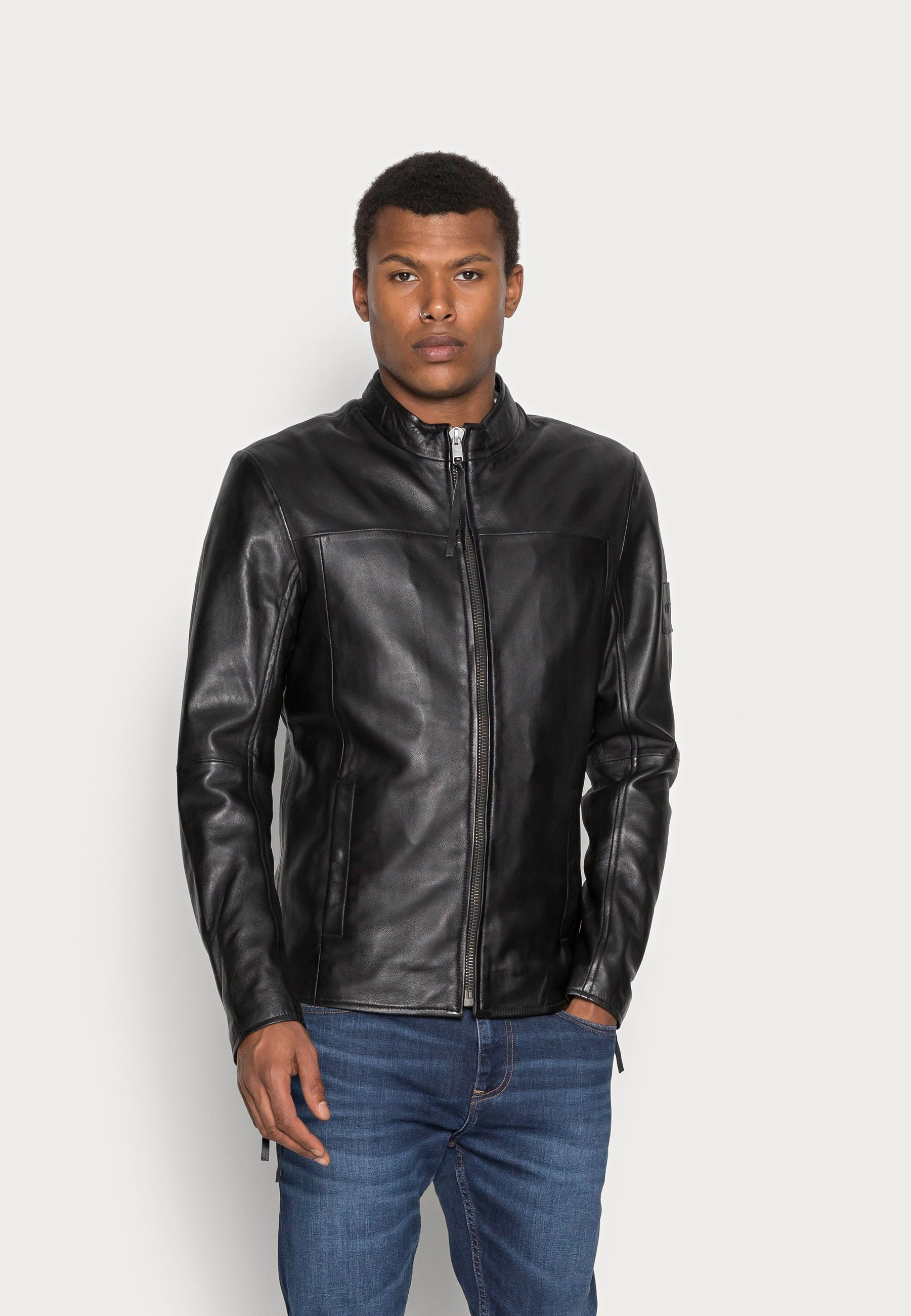 Men WILSON - Leather jacket