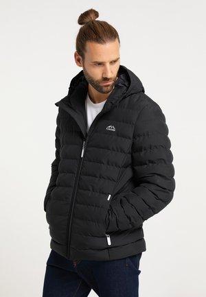 Zimní bunda - schwarz