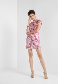 Rachel Zoe - LILI DRESS - Cocktail dress / Party dress - pink/multi-coloured - 1