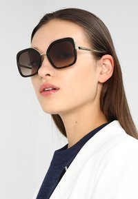 Prada - Sunglasses - havana - 1