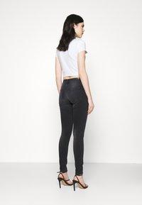 Diesel - SLANDY - Jeans Skinny Fit - dark grey - 2
