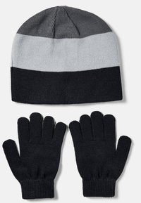 Under Armour - BEANIE GLOVE COMBO - Gloves - black - 1