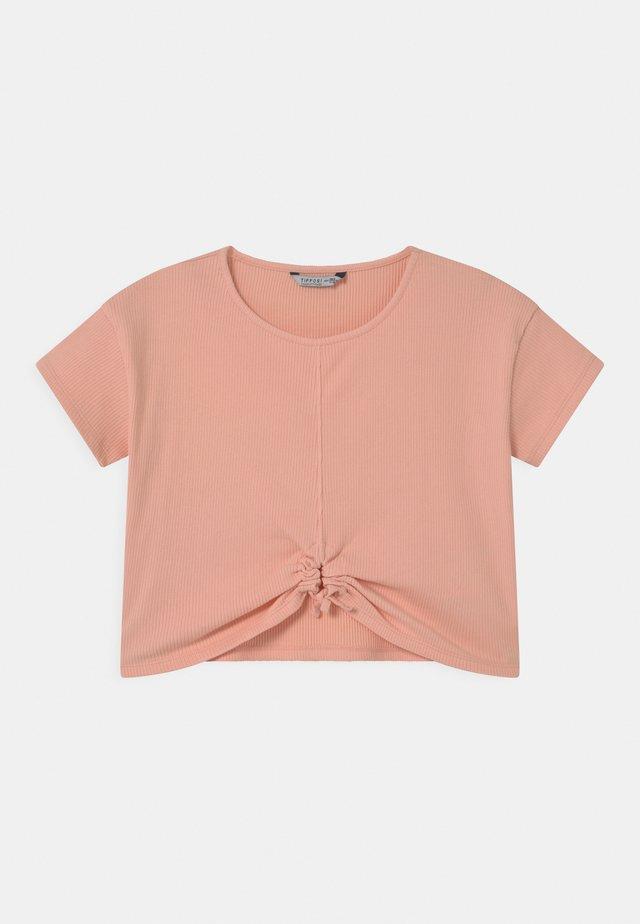 CIMEROS - T-shirt print - orange