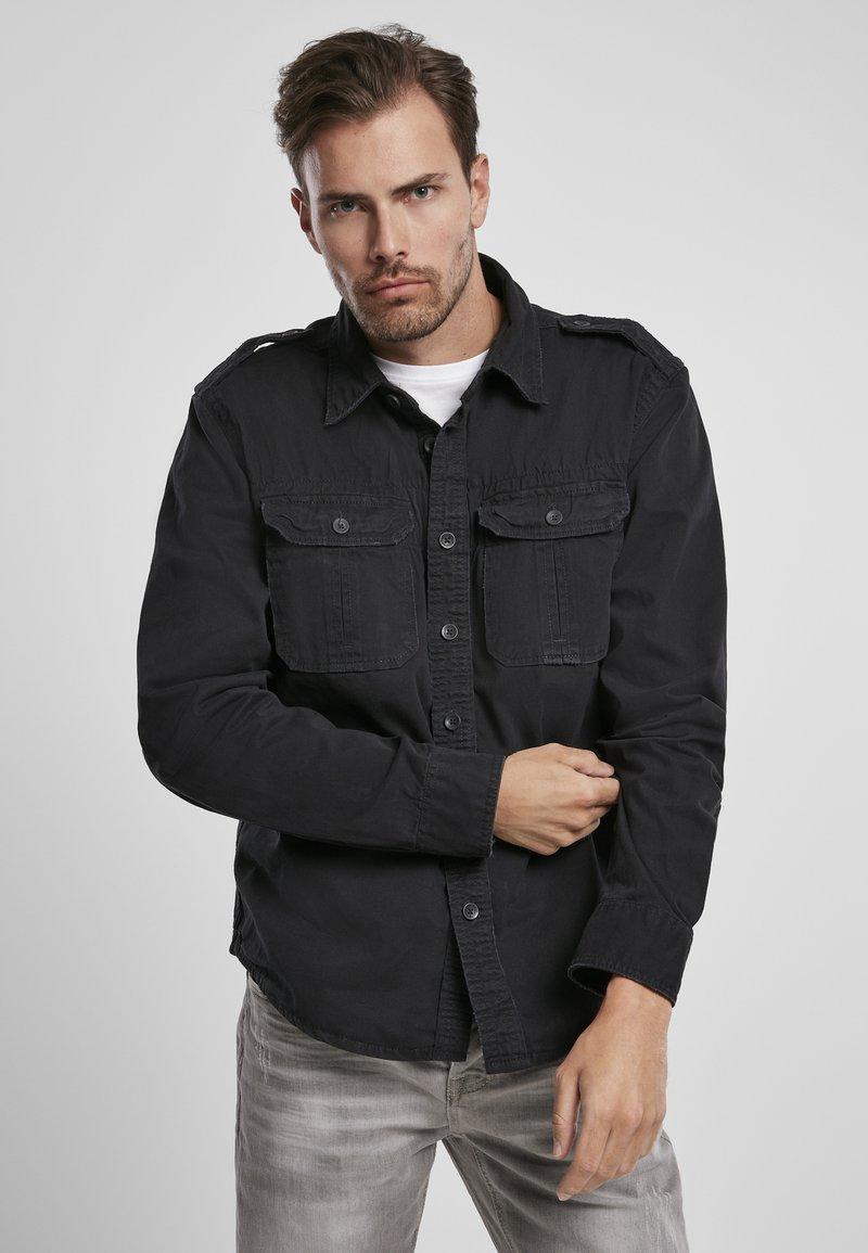 Brandit - VINTAGE  - Shirt - black