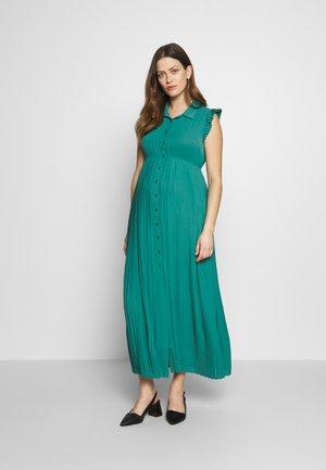 BEATRIZ - Vestido largo - émeraude