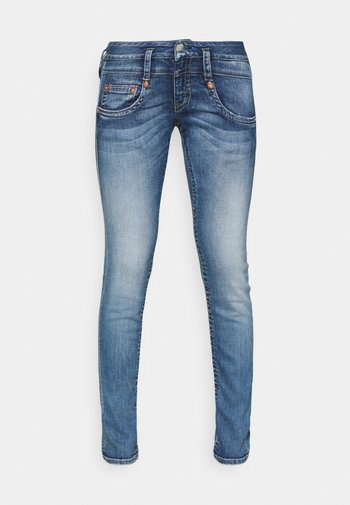 PITCH - Jeans slim fit - faded blue