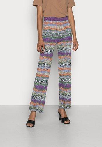 PANT VOLGA - Teplákové kalhoty - multi-coloured