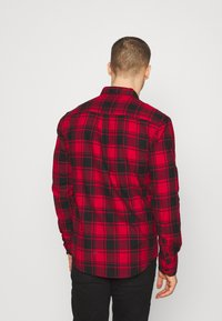 Denim Project - CHECK - Shirt - red - 3