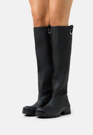 STIVALE DONNA BOOT - Wellies - black