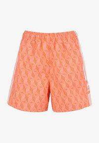 adidas Originals - Shorts - chalk coral - 0
