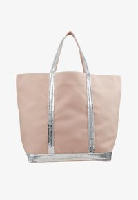 Vanessa Bruno - CABAS MOYEN - Shopping Bag - rose/argent - 5