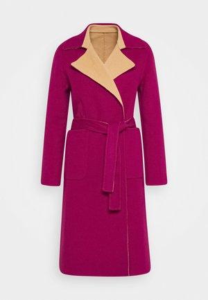Frakker / klassisk frakker - pink/beige