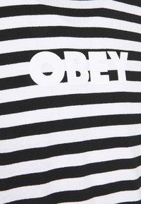 Obey Clothing - JOY TEE - Printtipaita - black/multi - 2