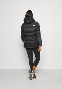 The North Face - DIABLO HOODIE  - Down jacket - black - 2