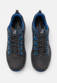 Lowa - INNOX EVO GTX - Hiking shoes - asphalt/blau - 3
